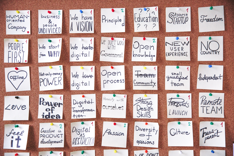 4 voordelen van een sterke missie en visie
